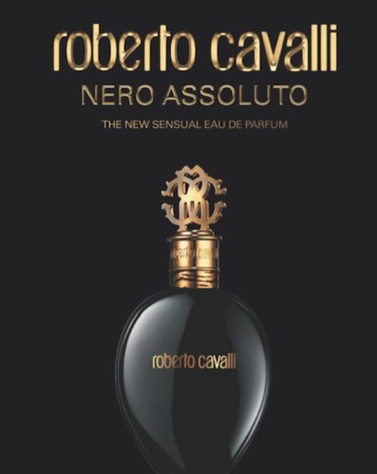 Roberto Cavalli Nero Assoluto EDP Bayan Parfüm