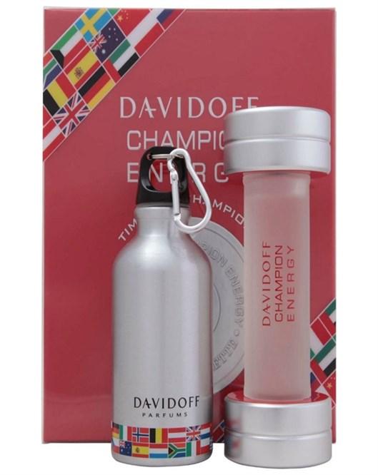 Davidoff Champion Energy 90Ml Edt Erkek Parfüm Seti