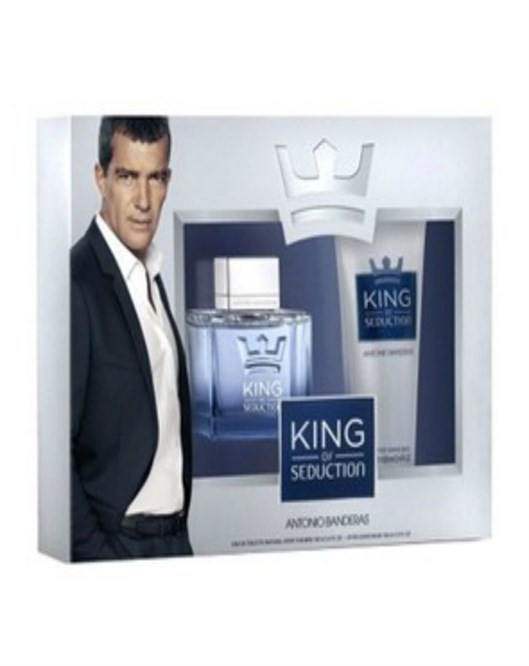 Antonio Banderas King Of Seduction 100Ml Edt Erkek Parfüm Set