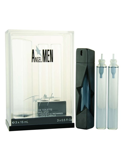 Thierry Mugler Angel A Men Edt Erkek Parfüm Set