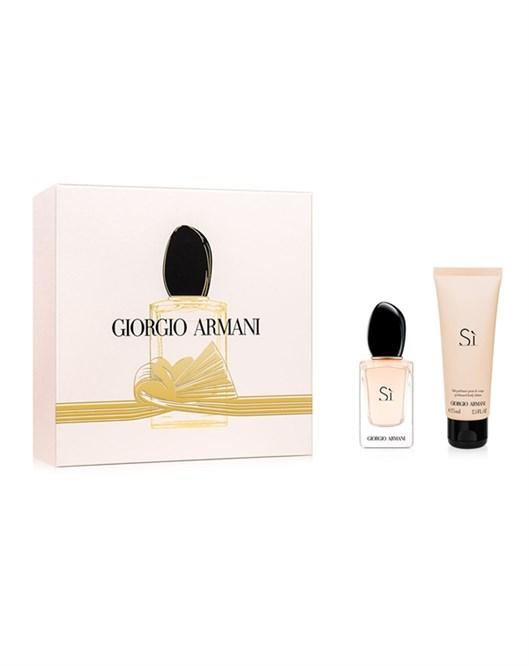 Giorgio Armani Si 30Ml Edp Bayan Parfüm Set