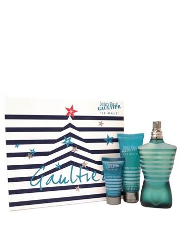 Le Male 125Ml Edt Erkek Parfüm Seti Jean Paul Gaultier