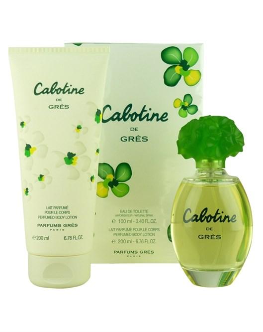 Gres Cabotine De Gres Edt Bayan Parfüm Set