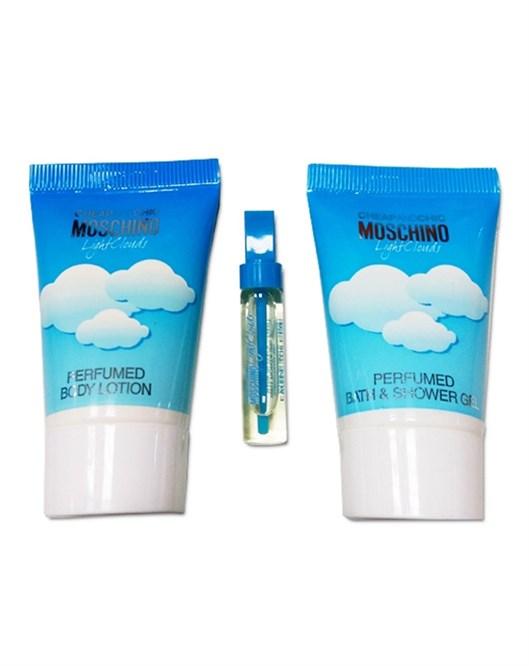 Moschino Light Clouds Edt Bayan Parfüm Set