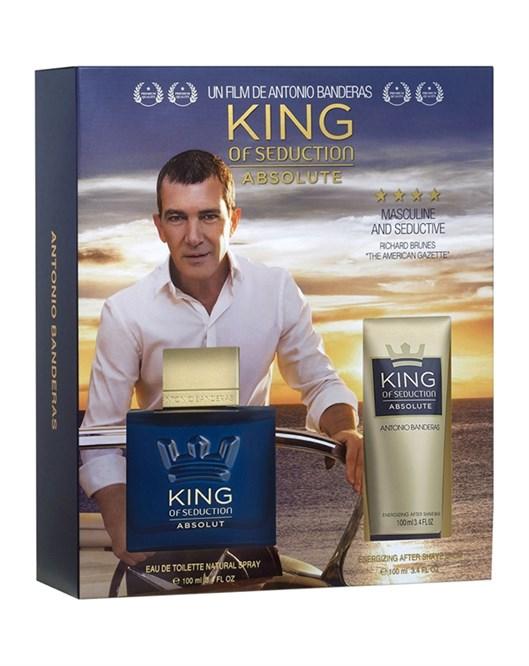 Antonio Banderas Absolute 100Ml Edt Erkek Parfüm Set
