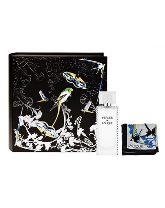 Lalique Perles De Lalique 100Ml Edp Bayan Parfüm Set