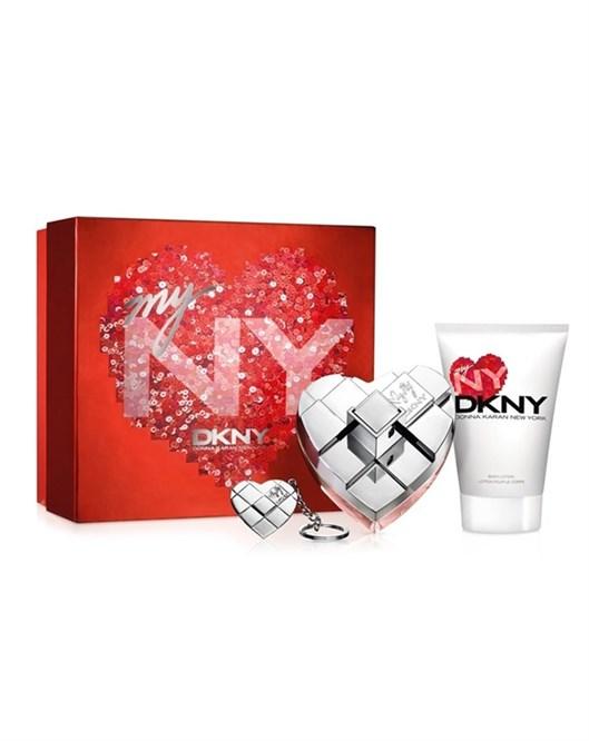 DKNY My Newyork City Chic 100Ml Edp Bayan Parfüm Set