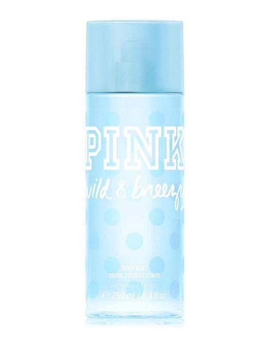 Victorias Secret Pink Wild Breezy Body Mist