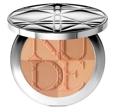 DiorSkin Nude Tan Healthy Glow Enhancing  Pudra