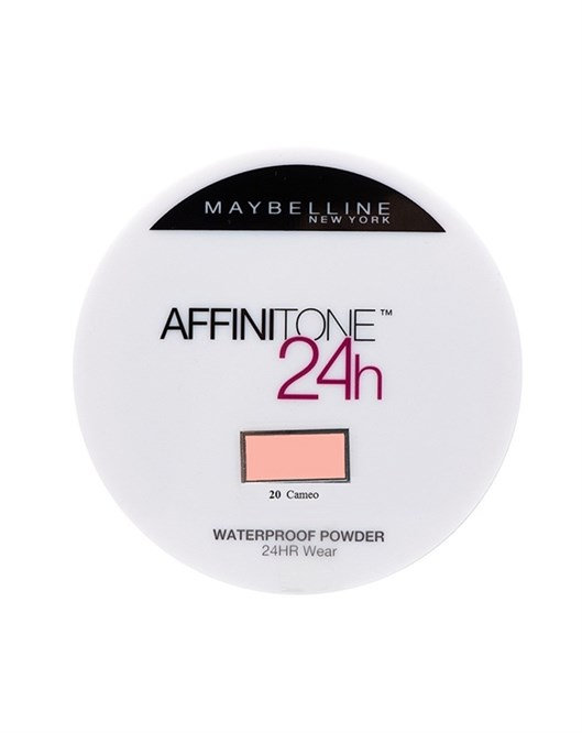 Maybelline Affinitone 24h Wp Pudra