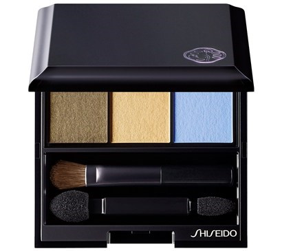 Shiseido Luminizing Satin Eye Color Trio Göz Farı