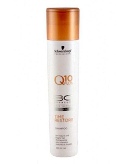 Bonacure Q10 Plus Time Restore Yaşlanma Karşıtı Şampuan