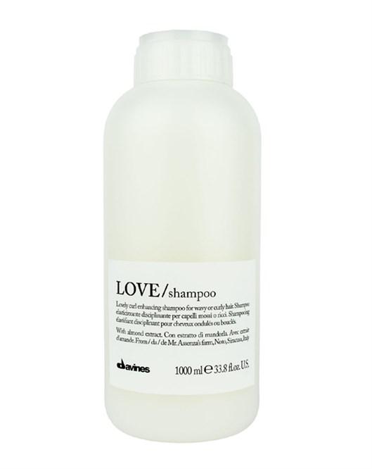 Davines Love Lovely Curl Enchancing Shampoo 1000Ml