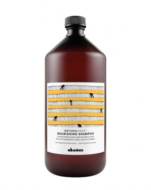 Davines Natural Tech Nourising Shampoo 1000Ml
