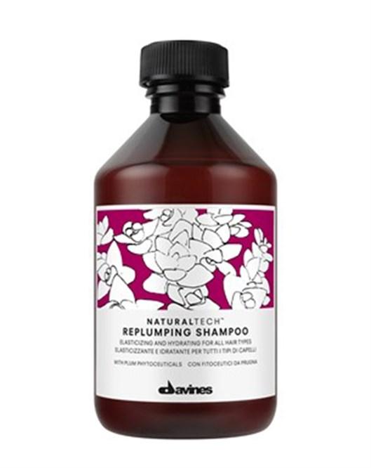 Davines Natural Tech Replumping Shampoo 250Ml