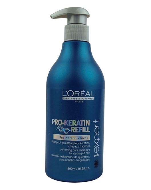 Loreal Serie Expert Pro Keratin Refill 500Ml Şampuan