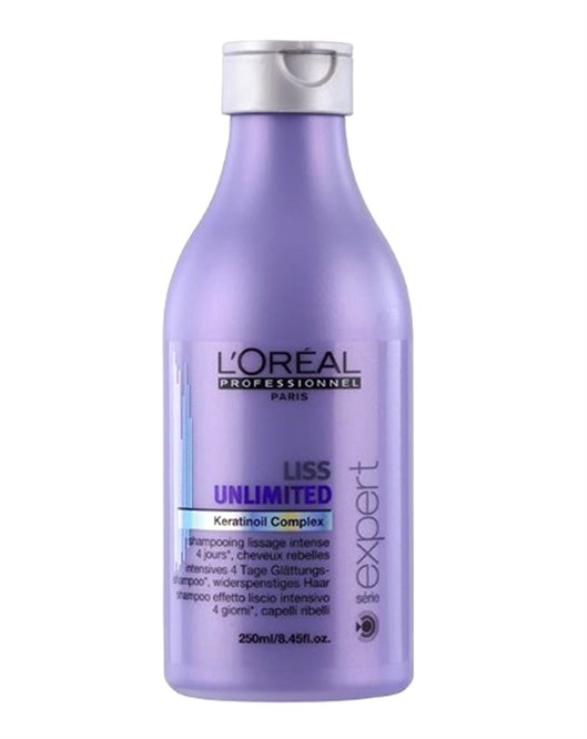 Loreal Serie Expert Liss Unlimited 500Ml Şampuan