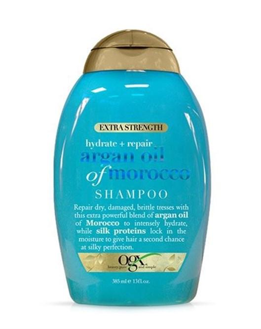 Organix Şampuan Ekstra Güçlü Argan Nemlndirici