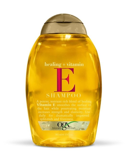 Organix Şampuan E Vitamin