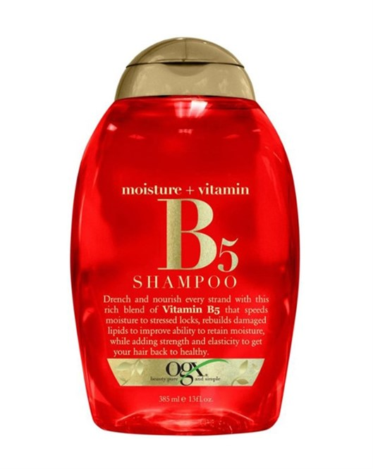 Organix Şampuan Vitamin B5