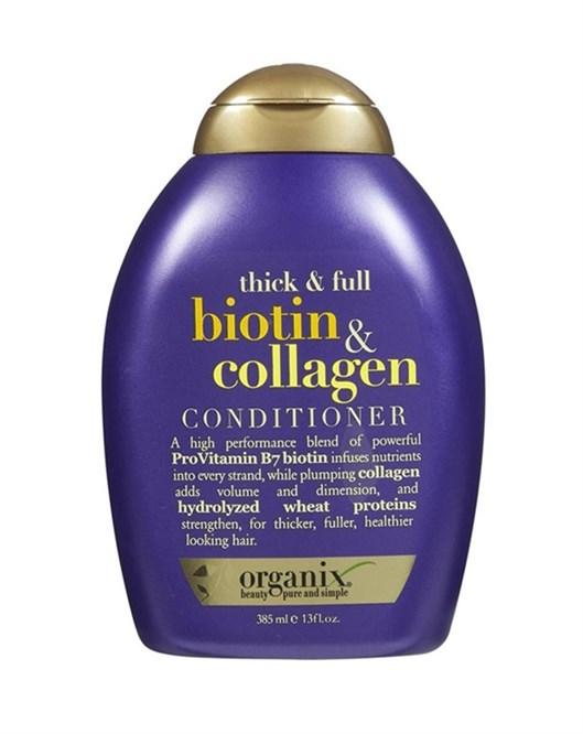 Organix Saç Kremi Biotin Collagen