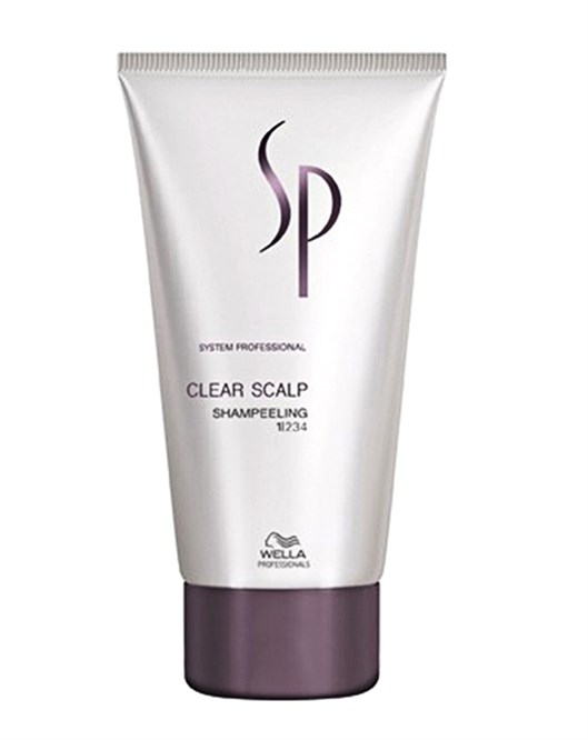 Wella Sp Clear Scalp 150Ml Peeling