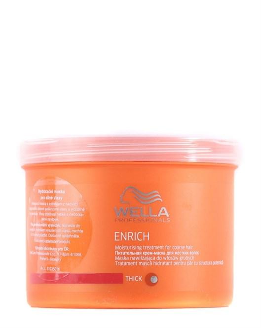 Wella 150 ml Enrich Kalın Telli Saçlar için Nemlendirici Saç Maskesi