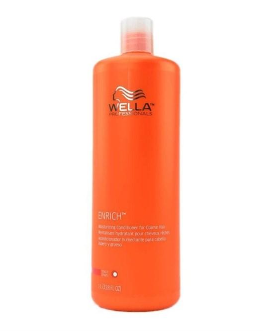 Wella 1000 ml Enrich Kalın Telli Saçlar için Nemlendirici Saç Kremi