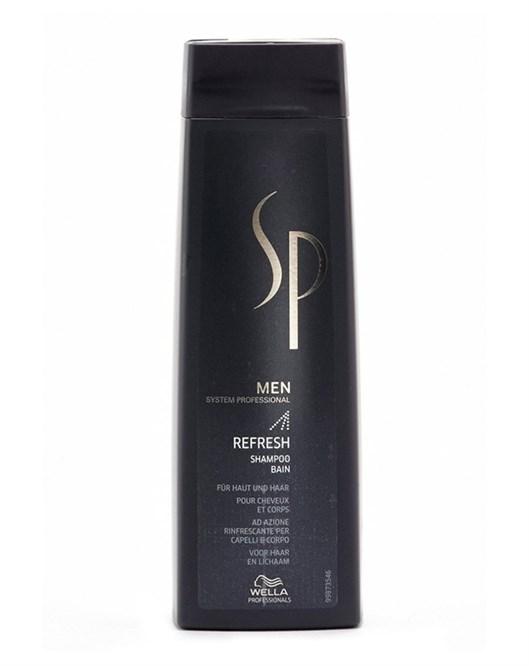 Wella 250 ml Erkek Refresh Canlandırıcı Şampuan