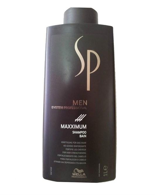 Wella 1000 ml Erkek Dökülme Karşıtı Şampuan