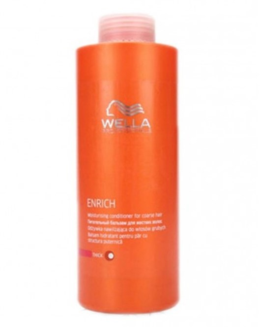 Wella Enrich Shampoo Coarse Hair 500Ml