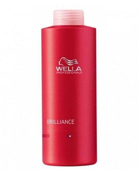 Wella Professionals Brilliance Shampoo 500Ml