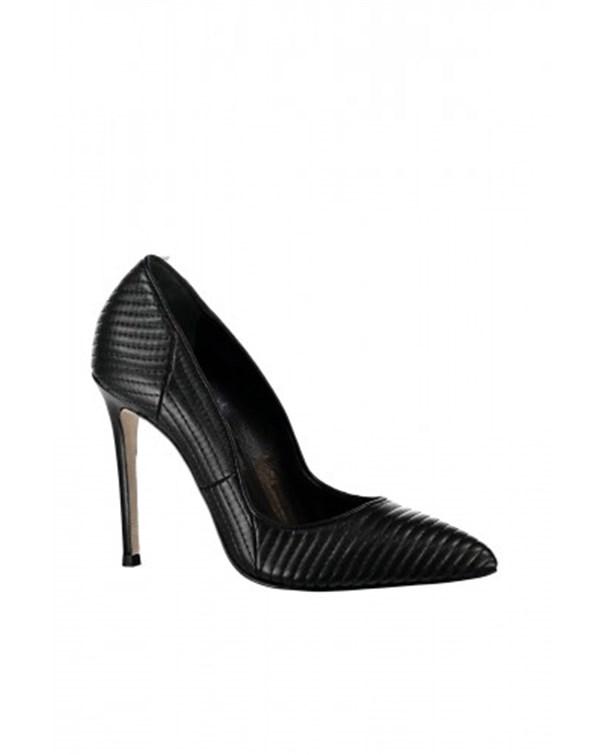 Holly Bayan Ayakkabı - Sıyah