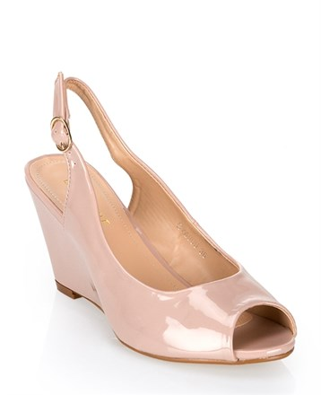 Pudra Topuklu Ayakkabı
