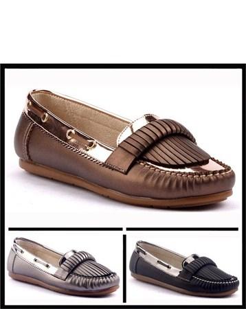 Caprito 305 Ortopedik Yürüyüş Günlük Kadın Babet Ayakkabı 7690