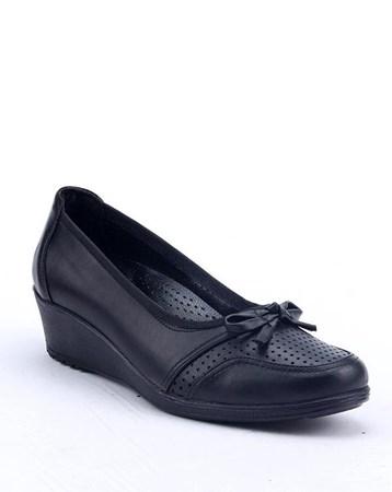 Footstep 021 Günlük %100 Deri 4Cm Ortopedik Pedli Anne Ayakkabı 4675