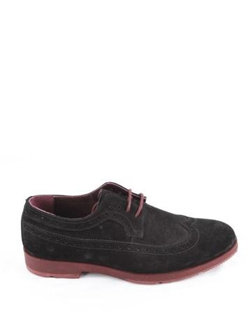 Süet Bağlamalı Erkek Ayakkabı 38 Veyis Usta