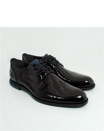 Skreyper Rugan Erkek Klasik Ayakkabı-Bordo-113316-02