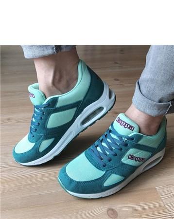 Kadın Günlük Spor Ayakkabı-Yeşil-244-001-1114-01 Kappa