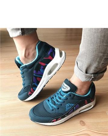 Kadın Günlük Spor Ayakkabı-Petrol-643-018-1062-01 Kappa