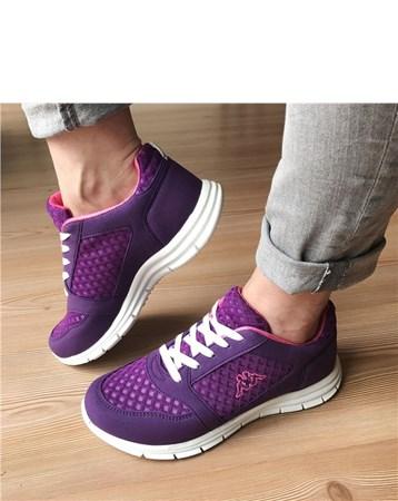 Kadın Günlük Spor Ayakkabı-Mor-1026-493-597-01 678 Kappa