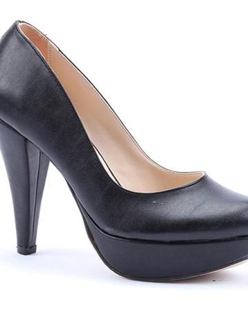 Cudo Cilt Platform Topuklu Bayan Ayakkabı 1076 Mitto