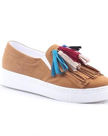 Caprito Y-1900 Ortopedik Yürüyüş Günlük Spor Babet Ayakkabı 4277
