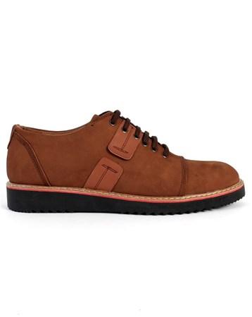 Deri Detay Rahat Taban Ayakkabı Rodrigo