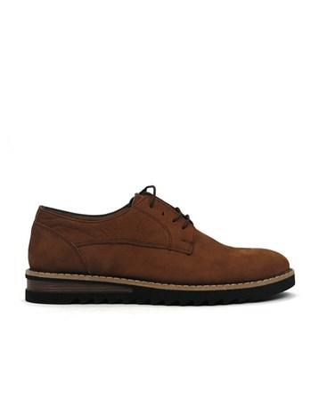 Hakiki Nubuk Deri Erkek Ayakkabı Rodrigo