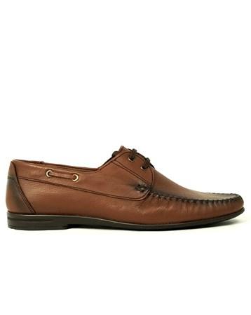 Vintage Hakiki Deri Klasik Ayakkabı Rodrigo