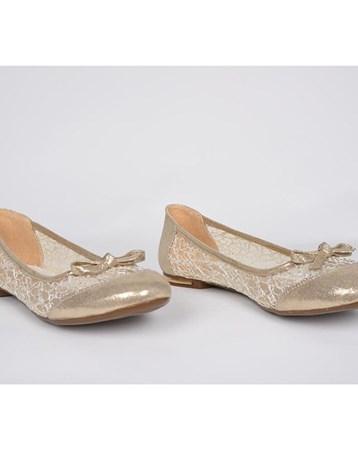 Sinan Collection Sinan Kadın Sarı Abiye Gelinlik Ortopedik Günlük Babet Ayakkabı 862