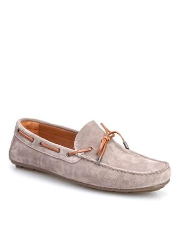 Makosen Günlük Erkek Ayakkabı Vizon Süet 6Yea07ay013ı13 Cabani