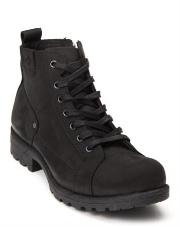 Scooter Nubuk Siyah Erkek Günlük Ayakkabı M1724CS